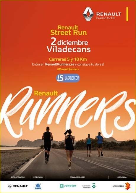 Renault Street Run Viladecans 2018