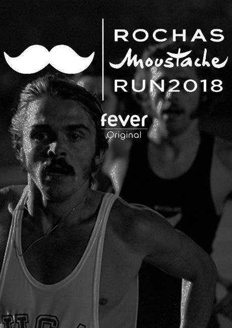Rochas Moustache Run 2018