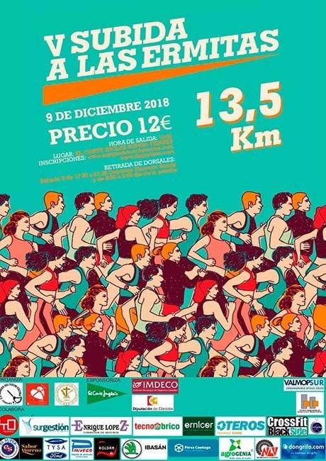 Subida a Las Ermitas 2018