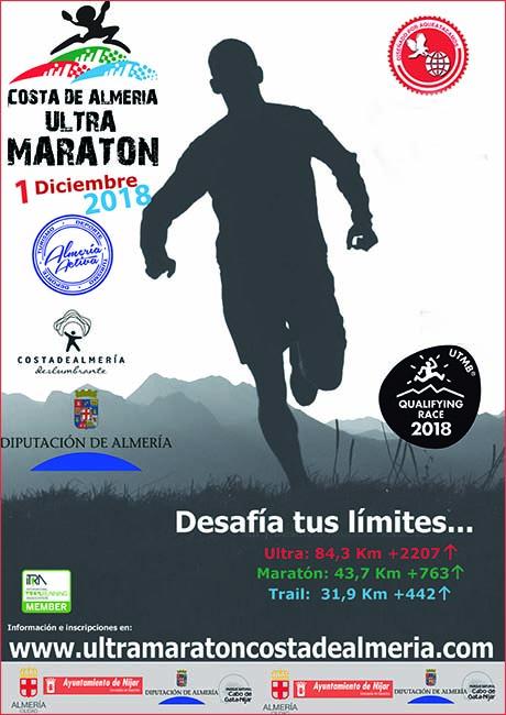 Ultra Maratón Costa de Almería 2018