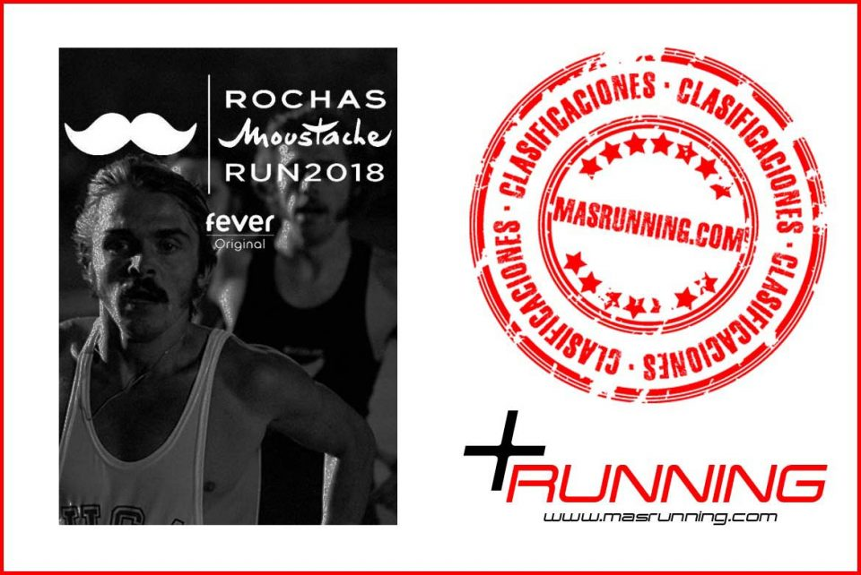resultados Rochas Moustache Run 2018