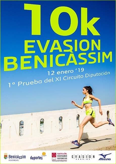 10K Evasion Benicassim 2019