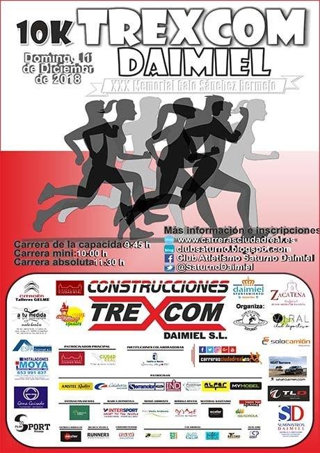 10K Trexcom Daimiel Memorial Galo Sanchez Bermejo 2018