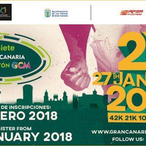 Cajasiete Gran Canaria Maratón 2019