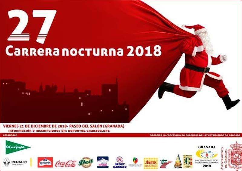 Carrera Nocturna de Granada 2018