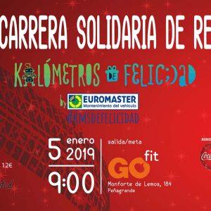 Carrera Solidaria de Reyes 2019