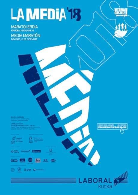 Media Maratón de Vitoria-Gasteiz 2018