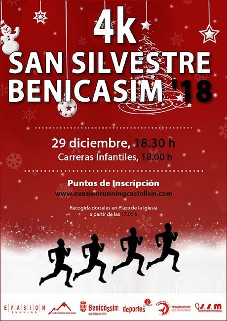 San Silvestre de Benicasim 2018