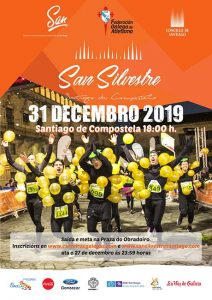 San Silvestre Compostela 2019