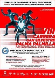 San Silvestre Palma Palmilla 2018
