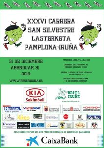 San Silvestre de Pamplona 2018