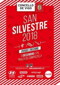 San Silvestre de Vigo 2018