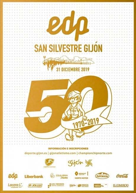 San Silvestre de Gijon 2019