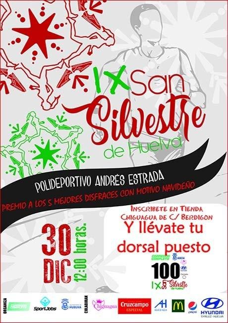 San Silvestre de Huelva 2018