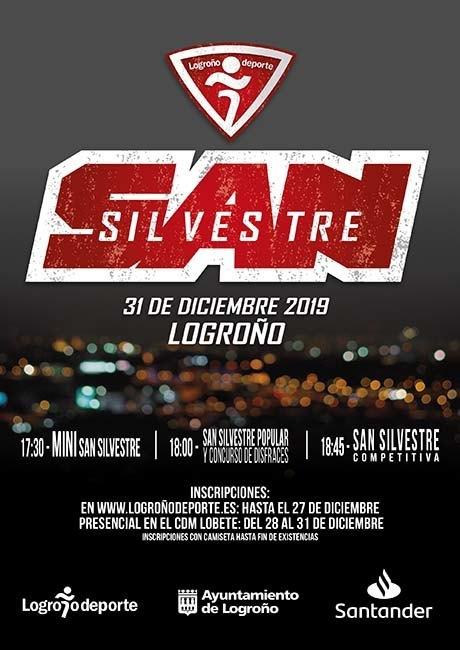 San Silvestre de Logroño 2019