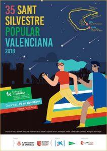 San Silvestre Popular Valenciana 2018