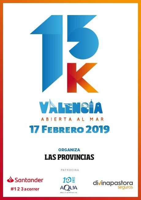 15K Valencia Abierta al Mar 2019
