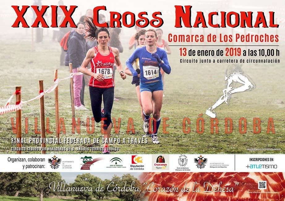 Cross Nacional Comarca de Los Pedroches 2019