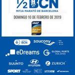 Edreams Mitja Marato Barcelona 2019