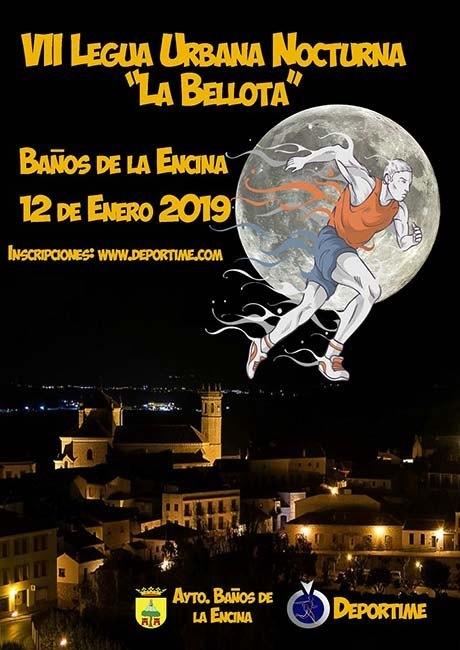 Legua Urbana Nocturna La Bellota 2019