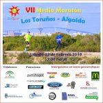 Media Maraton Los Toruños Algaida 2019