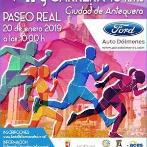 Media Maratón Ciudad de Antequera 2019