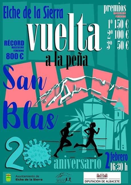 Vuelta a la Peña San Blas 2019