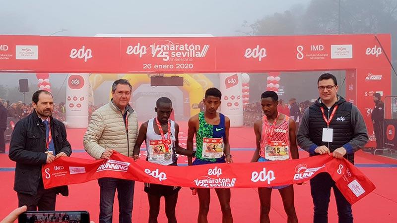 Clasificaciones Medio Maratón de Sevilla 2020