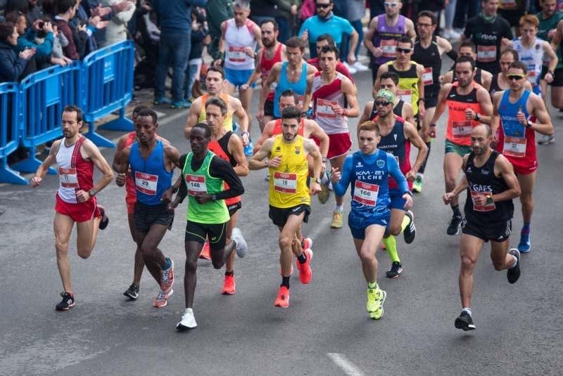 Media Maratón Internacional de Santa Pola 2019