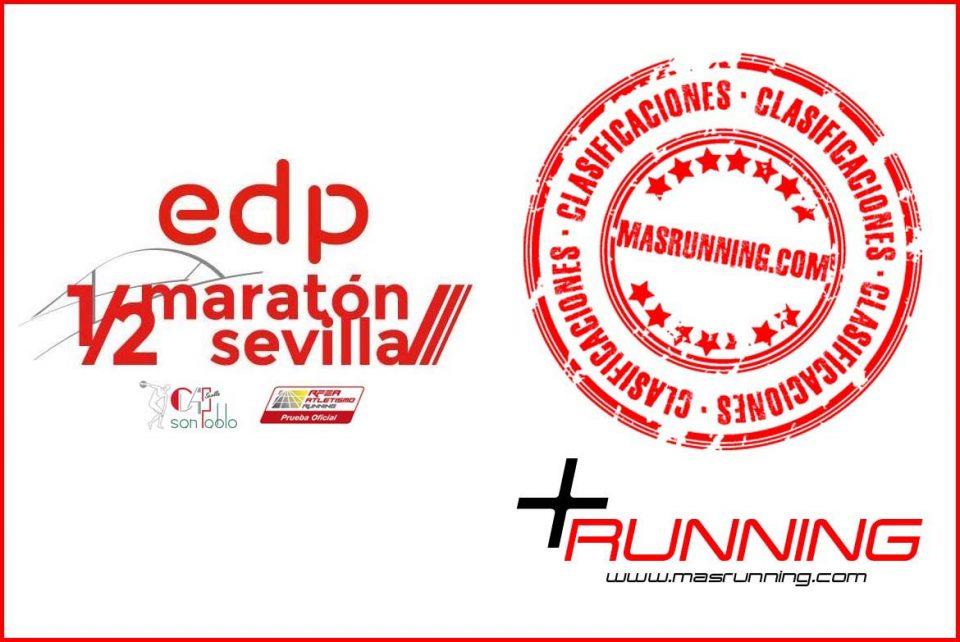 resultados Medio Maratón de Sevilla 2019