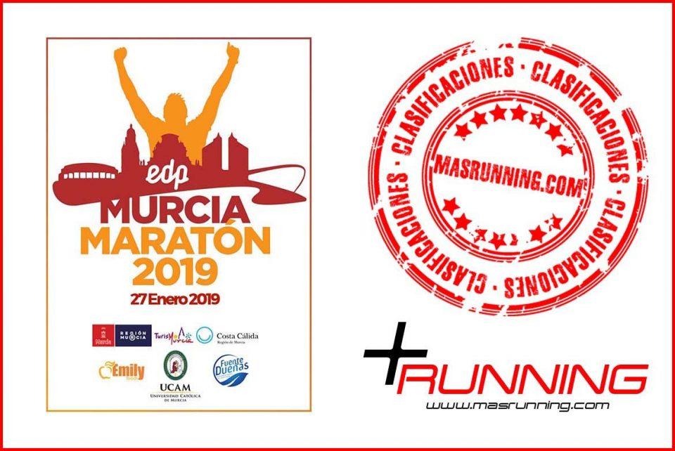resultados murcia maratón 2019