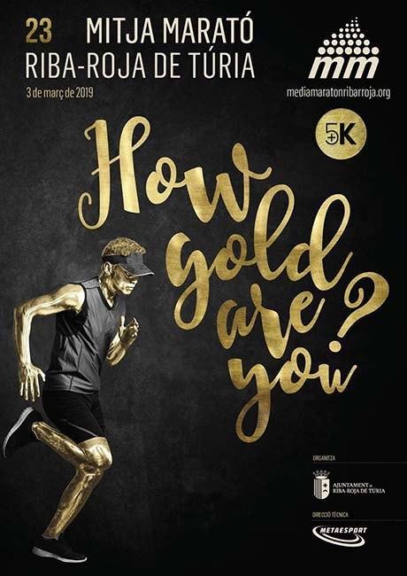 Media Maraton Ribarroja de Turia 2019