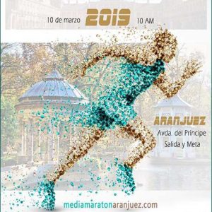 Media Maratón de Aranjuez 2019