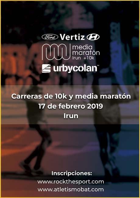 Media Maratón de Irún 2019