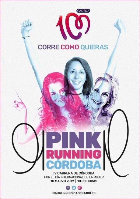 Pink Running Cordoba 2019