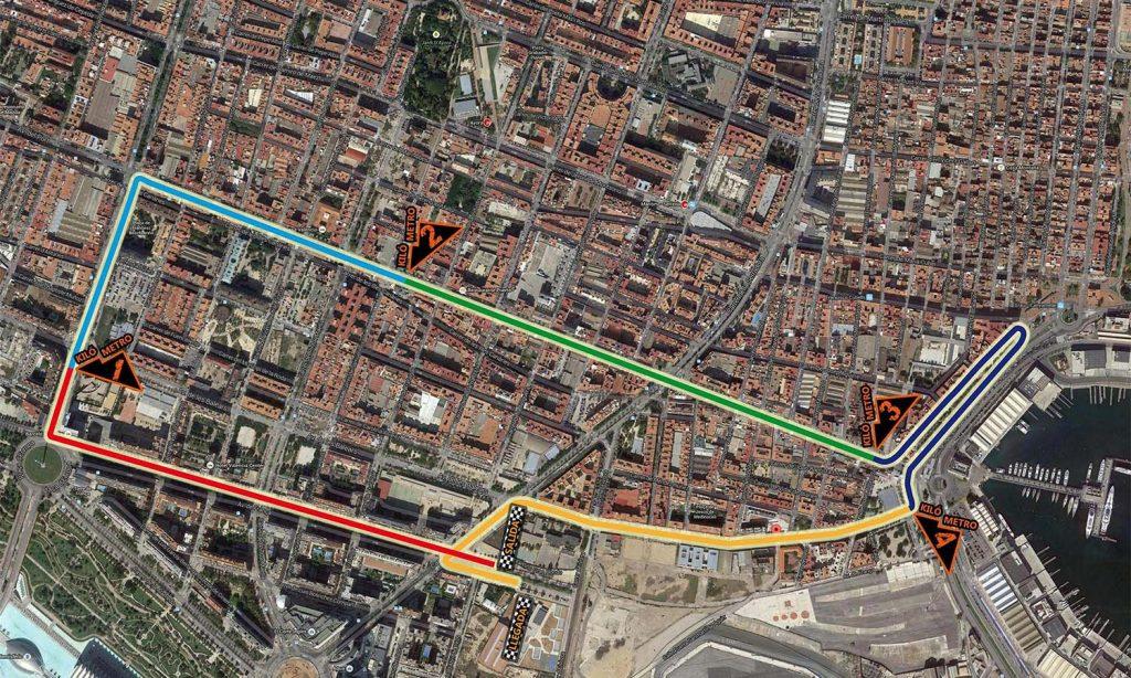 5K Never Stop Running Valencia