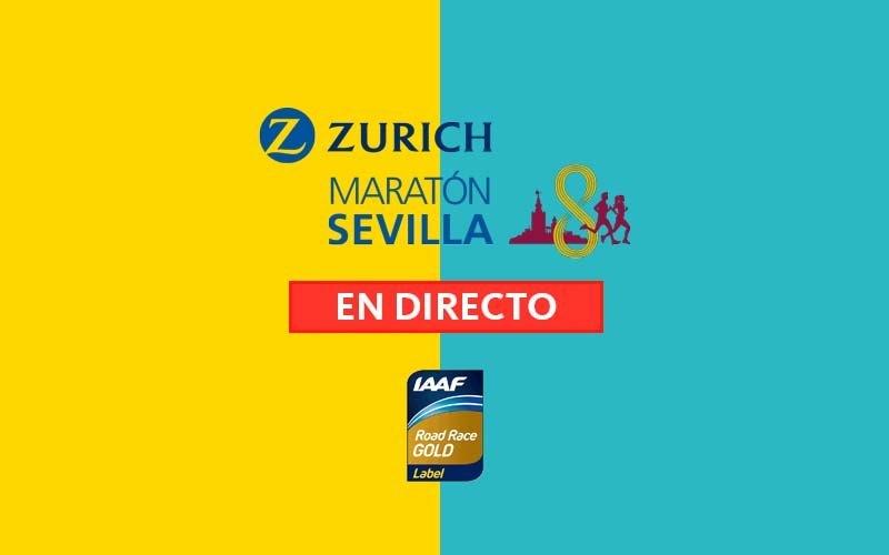 Directo Zurich Maratón de Sevilla 2019