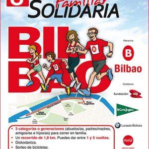Carrera Familiar Solidaria de Bilbao 2019