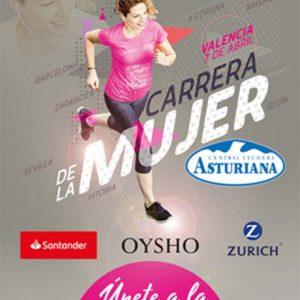 Carrera de la Mujer de Valencia 2019