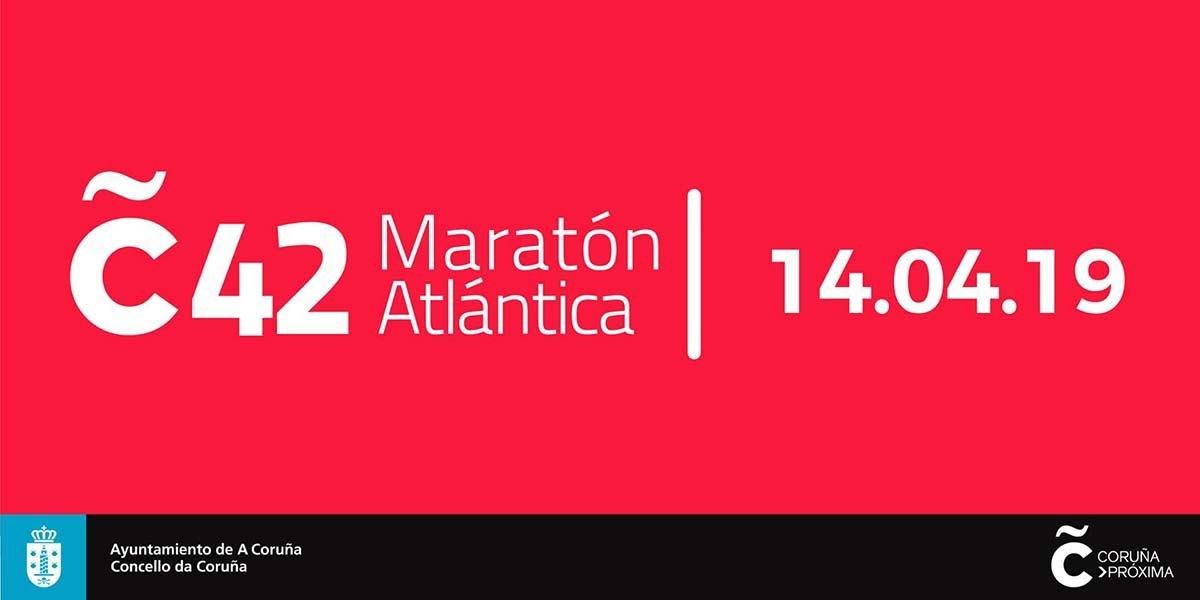 Coruña42 Maratón Atlántica 2019