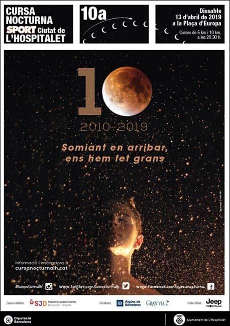 Cursa Nocturna de Hospitalet 2019
