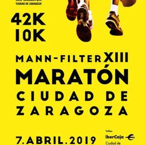 Maratón Ciudad de Zaragoza 2019