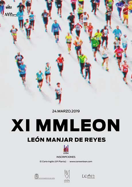 Media Maratón de Leon 2019