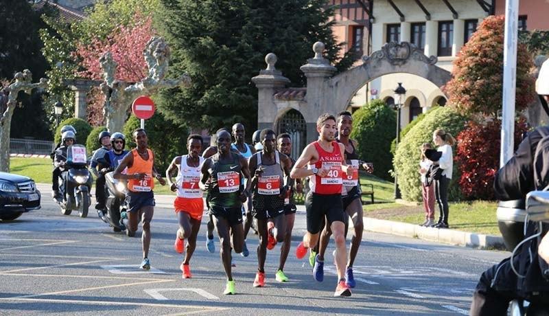 resultados Media Maratón Azkoitia Azpeitia 2019