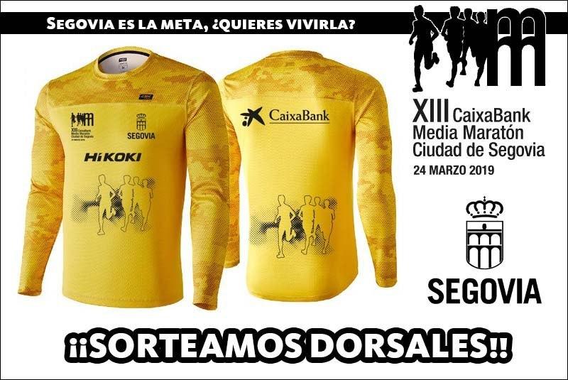 Media Maratón Ciudad de Segovia 2019