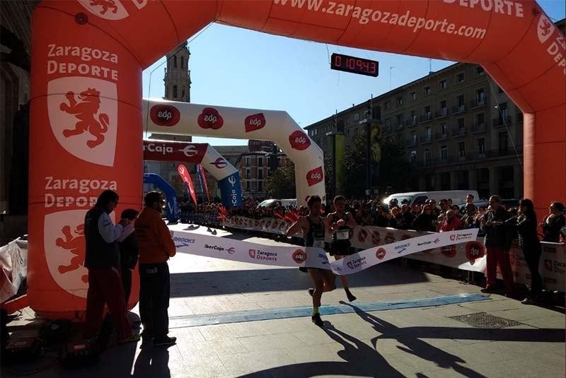 resultados media maraton zaragoza 2019