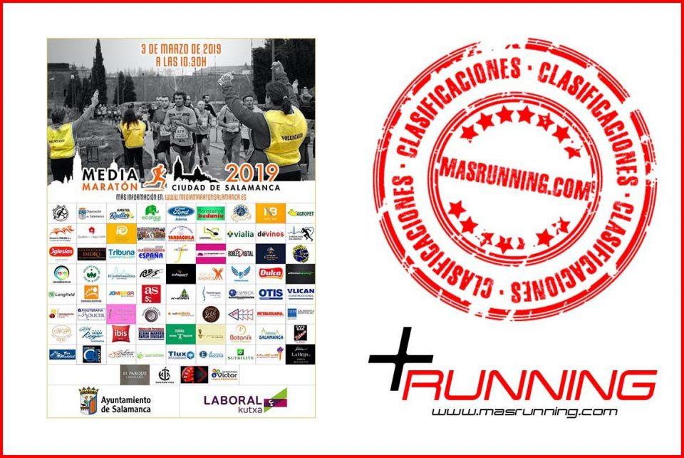 resultados Media Maraton de Salamanca 2019