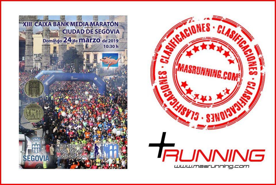 resultados Media Maratón de Segovia 2019