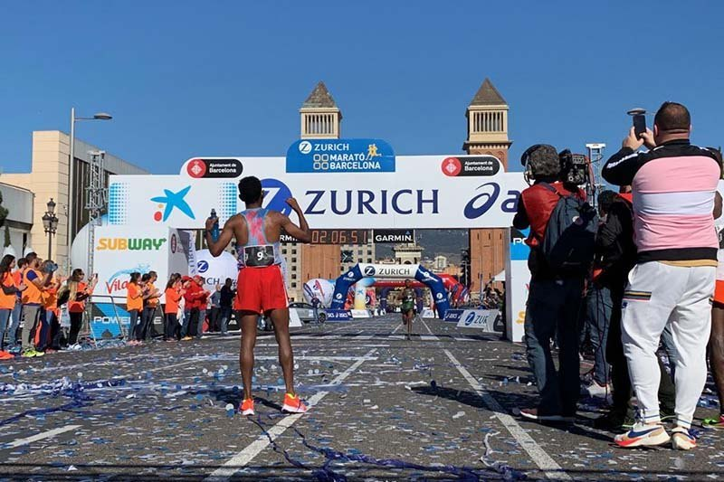 resultados zurich marato barcelona 2019