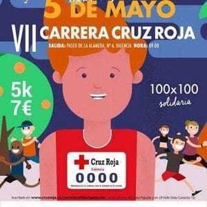 Carrera Cruz Roja Valencia 2019